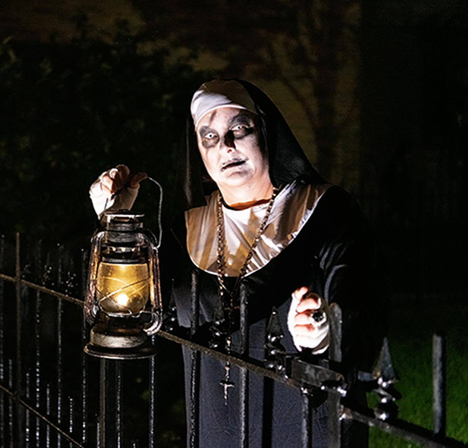 Ghost Tours of Troy